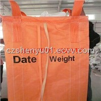 Pure material PP big bag for packing sand , coal etc.