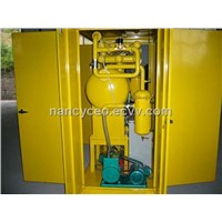 Purify Used Transformer Oil