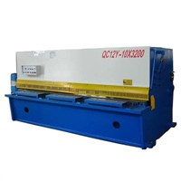 QC12Y Series Large Hydraulic Swing Shear (QC12Y-60X6000)