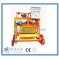 QMJ4-45 moving brick making machine