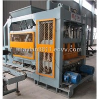 QT6-15fully Automatic Concrete Cement Brick Making Machinery, paving brick making machine