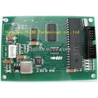 Rigid pcb assembly and SMT pcba