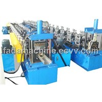 Roll Shutter Slat Forming Machine/Door Frame Forming Machine