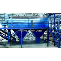 Rolling and Sieving Machine for organic fertilizer production line