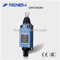 Rolller plunger type limit switch
