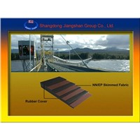 Rubber Conveyor Belt with Nylon Canvas