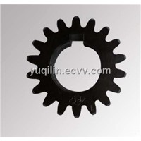 S1110 Gear Crankshaft,Harden Black & Straight,Diesel Engine Parts
