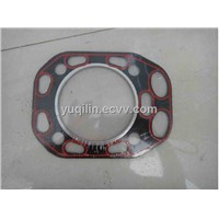 S195 Gasket Head with Red Silicone 4 Hole,Diesel Engine Parts