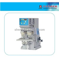 SF-MINI/2H One Color/Two Heads Pad Printing Machine