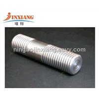 Screw Machined stainless steel threaded rod