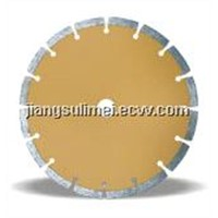 Segmented Saw Blade&Diamond Saw Blades&T.C.T.Saw Blades|Cold Pressed Sintered Blades