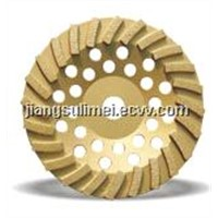 Segmented Turbo Cup Grinding&Grinding Cup Wheels|Diamond Tools|Saw Blades