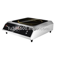 Single Burner Flattop Induction Cooker