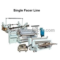 Single Facer Productiion Line