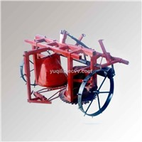 Small Cotton Stalk Harvesting Machine