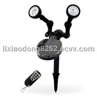 Solar Spot Light with Remote Control