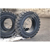 Solid Tire Used for Forklift (15-41/2-8)