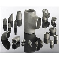 Special Alloy Steel Buttweld Pipe Fitting