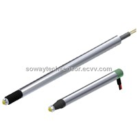 Spring-loaded Barrel type LVDT Displacement sensor/transducer(SDVB8)