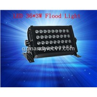 Stage LED Light 36*3W Square LED Wall Washer Light