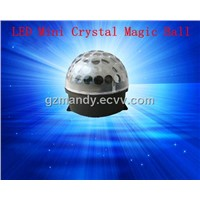 Stage Light DJ LED RGB Mini Crystal Ball
