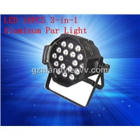 Stage Light Hot Sale LED 18 Bulbs*8w 3in1 Par Light Dj Light-Led Light
