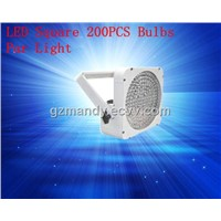 Stage Par Light LED Square 200PCS Bulbs Par Light