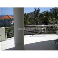 Stainless steel columns engineering, exports of stainless steel railings, high-grade railings