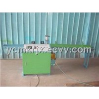 Steel wool cutting machine