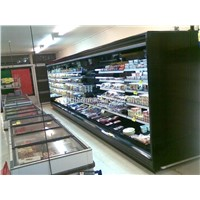 Supermarket Refrigerated Showcase