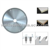 TCT saw blade for panel sizing