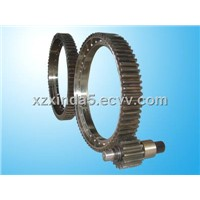 Three row roller slewing bearing for Material Handling Equipments