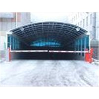 Traffic Barrier Gates, Outdoor Use, Durable in Extreme Low or High Temperature