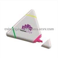 Triangle Highlighter Pens,Triple Highlighter Pens, Tri Highlighter Pens,Permant Marker Pens