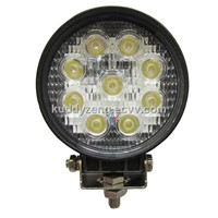 Truck and offroad round led light