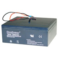 Tublar GEL battery 2V500AH