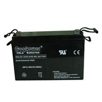 UPS AGM Sealed Lead Acid Battery 12V 100AH