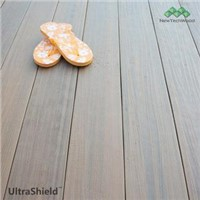 UltraShield by NewTechWood New Coextrusion WPC Composite Decking, Exterior Specialized