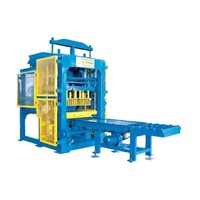 Unburned Brick Making Machine