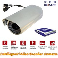 Video Analytic integrated IR Camera(BE-HPX1415IR)
