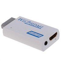 WII to HDMI HD Adapter (Upscaler)  HDV-G100