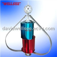 WS-WT 400W Wellsee squirrel-cage small Squirrel-cage wind turbine