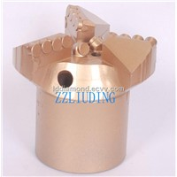 Well drilling PDC bit