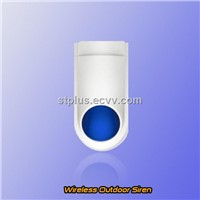 Wireless Ourdoor Siren