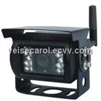 Wireless Transmission Backup Camerafor Vehicle Reversing, with Built-in 2.4GHz Transmitter
