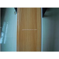 Wood Grain Laminated Print High-Grade PVC Wall Panel