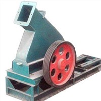 Wood slicer(chipper) machine