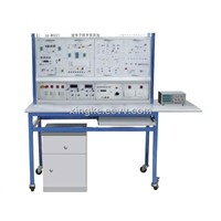 XK-DZZH2A  Analog - Digital Electronic and Microprocessor Integrated Teaching System