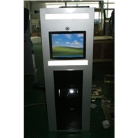 YLA-0067 Photo touch kiosk with camera for party, weeding, mall, etc.