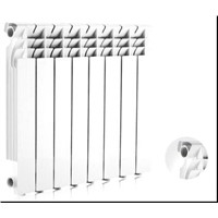 aluminum panel radiator
